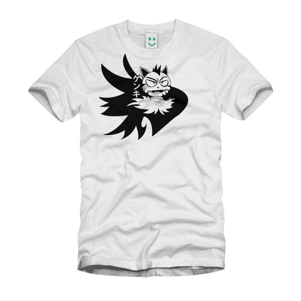 New T-shirt Concept, Boom Boom Kitty