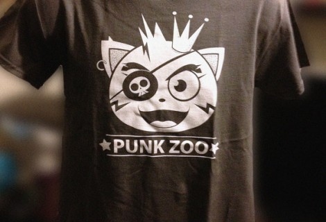 Punk Zoo King Neko