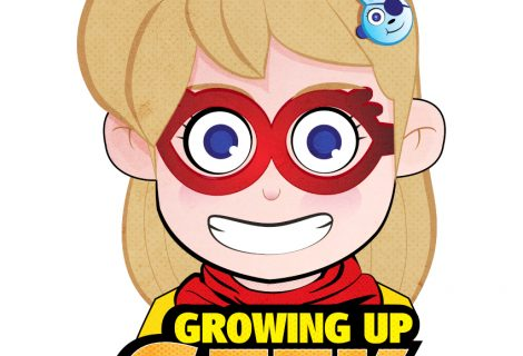 Growing Up Geek Redisgn